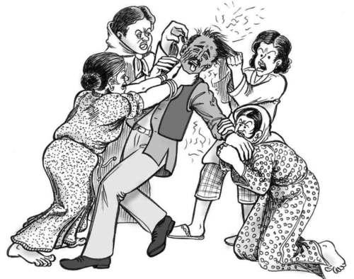 polygame acculé de tous côtés.crédit google.